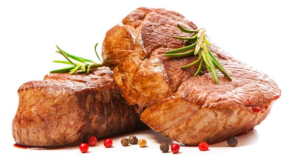 Fleisch - Firmen Essen auf Rädern