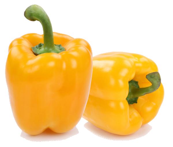 Paprika gelb - Firmen Essen auf Rädern