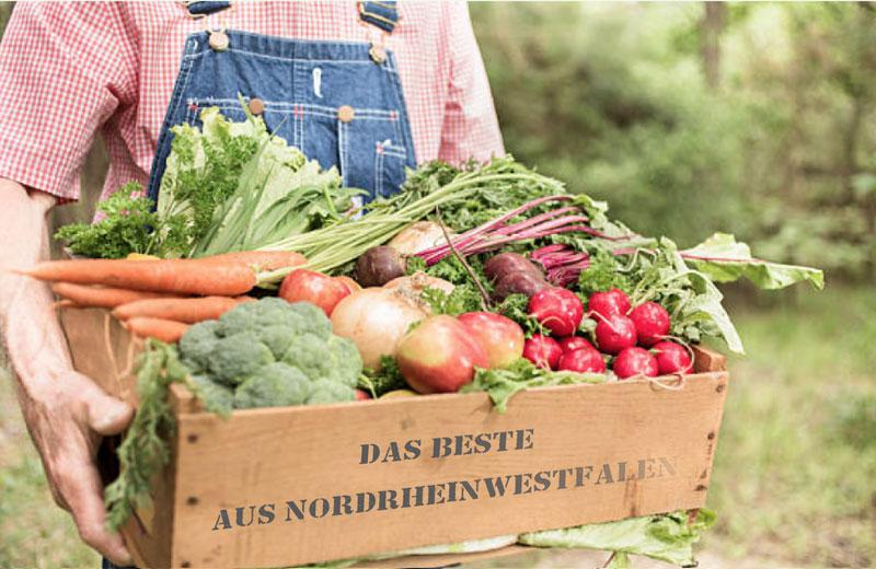 besten Lebensmittel aus der Region NRW - Start Essen auf Rädern