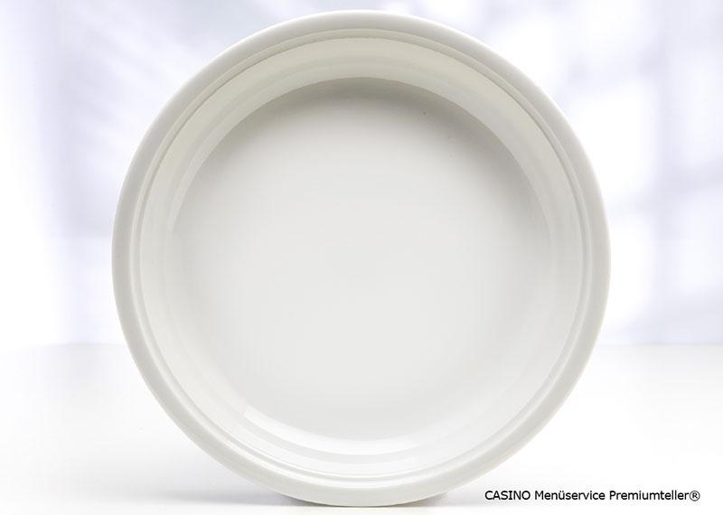 porzellantellern 1 - Premiumteller Essen auf Rädern